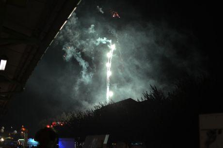 Höhenfeuerwerk