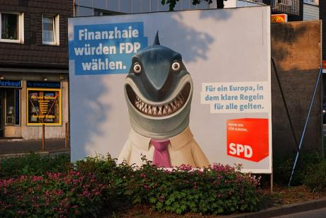 Finanzhaie: würden FDP wählen