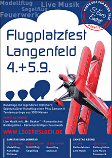 Flugplatzfest 4.+5.9.2010