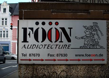 FÖÖN audiotecture