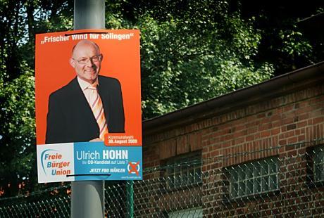 """FBU: """"Frischer Wind für Solingen"""""""
