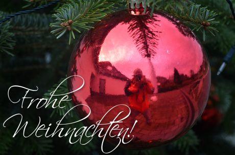 Frohe Weihnachten 2015 !
