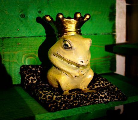Froschkönig: aus dem Hause Seeger