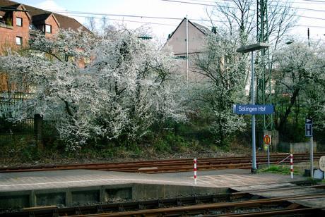 Solinger Hauptbahnhof