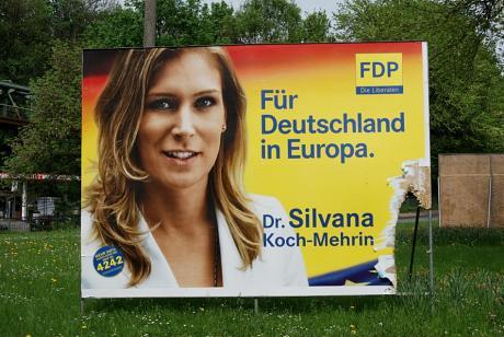 Für Deutschland: in Europa