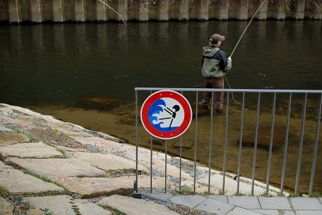 Flutwelle: und Gewässerschutz