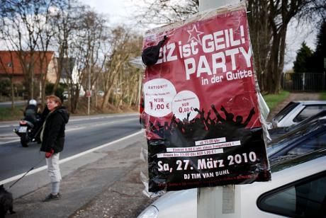 GEIZ ist GEIL! Party