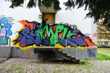 Felix Graffito -- Ostseite