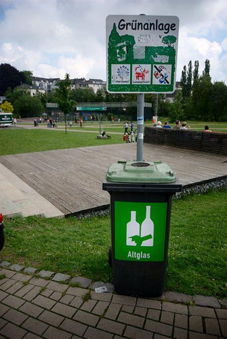 Grünanlage: Südpark Solingen