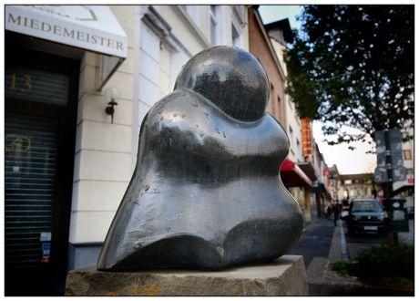 Gummibärchen: Plastik von Erlefried Hoppe (1910 – 1992)