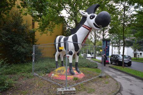 Gunnar, an der Grundschule Böckerhof