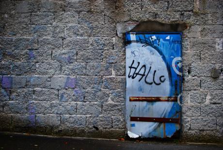 Hallo: Das Tor zur ...
