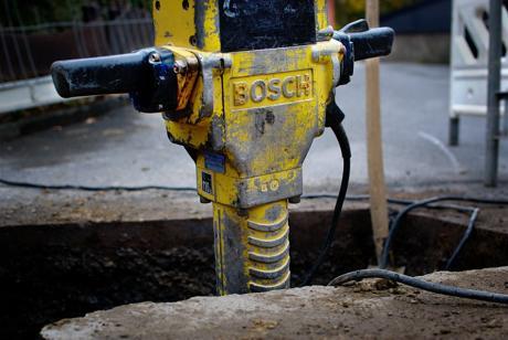 Hammer: hängt tief