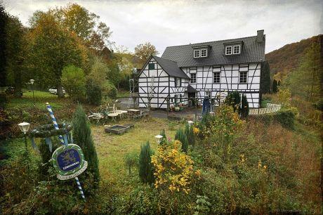 Haus Fähr an der Wupper in Untenrüden bzw. Rödel: geschlossen!