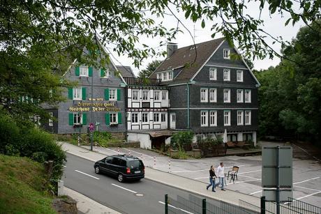 Historisches Hotel, Gasthaus In der Straßen: Anno 1673
