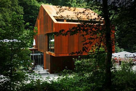 Brückenpark Cafe: Haus Müngsten