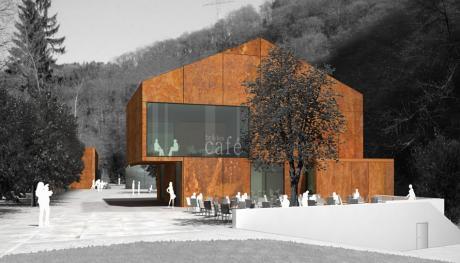 Haus Müngsten: (c)2008 Foto: Pressemitteilung der Bergischen Entwicklungsagentur