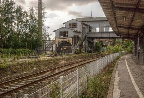 Solingen Südbahnhof: kein Halt