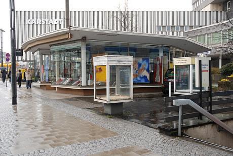Hedderich-Pavillon: Karstadt ist schon Geschichte
