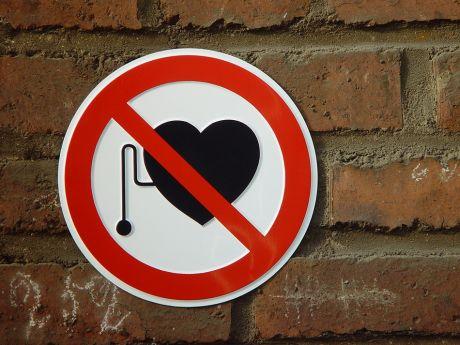 Herzschrittmacher nicht erlaubt