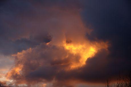 Grinse-Wolke
