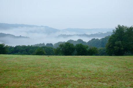 Haus Hohenscheid (25.08.2013): im Nebel