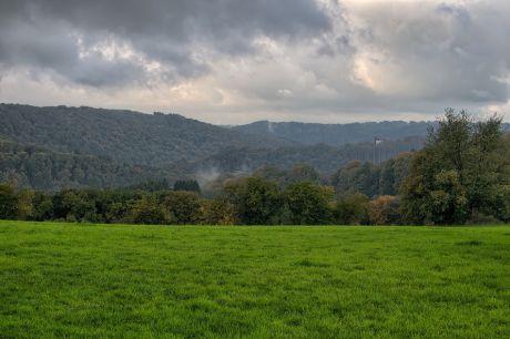 Haus Hohenscheid (10.10.2013): Aprilwetter