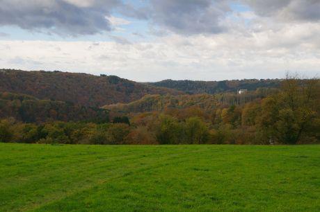 Haus Hohenscheid (27.10.2013): windig war es