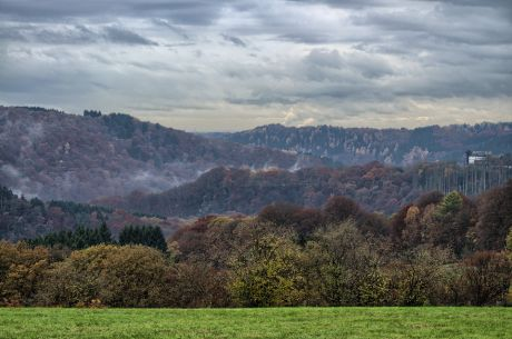 Hohenscheid am 6. November 2015