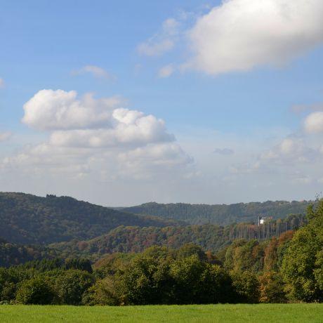 Hohenscheid am 26. September 2016: Montag