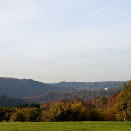 Hohenscheid am 1.November 2016: Mittagknips, Dienstag (306/2016) +14°C