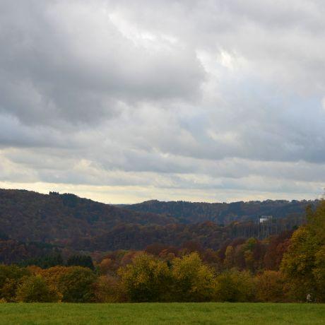 Hohenscheid am 2. November 2016: Mittwoch