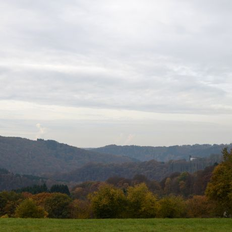 Hohenscheid am 4. November 2016: Freitag