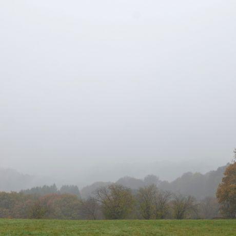 Hohenscheid am 15. November 2016: Dienstag mit Nieselregen