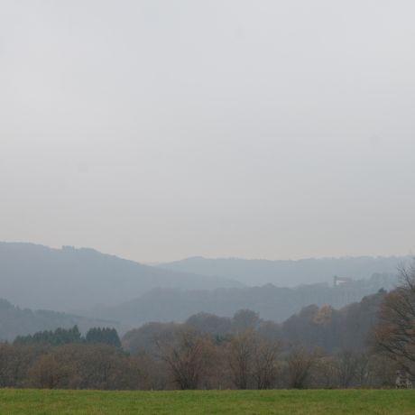 Hohenscheid am 1. Dezember 2016: Donnerstag, es wird wärmer