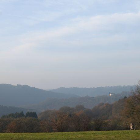 Hohenscheid am 21. Dezember 2016: Mittwoch, etwas schattiger bei +2°C