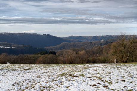 Hohenscheid am 28. Januar 2017: frühlingshafte +7°C