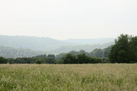 Hohenscheid am 30. Mai 2017: Dienstag, +26°C