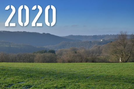 2020 Neujahrstag