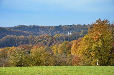 Herbst und Sonne: heute passte es