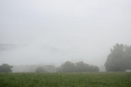 Zwischen den Regenfällen