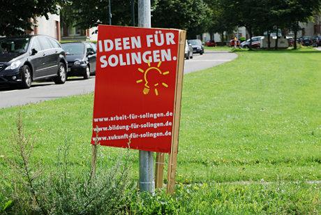 Ideen für Solingen