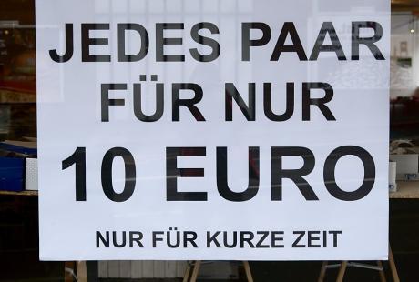 Jedes Paar für nur 10 Euro