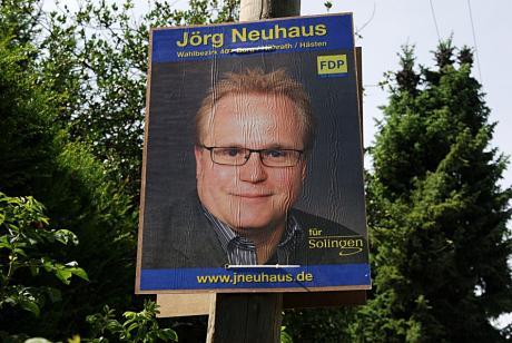 Jörg Neuhaus: Wahlbezirk 40, --- / Hästen