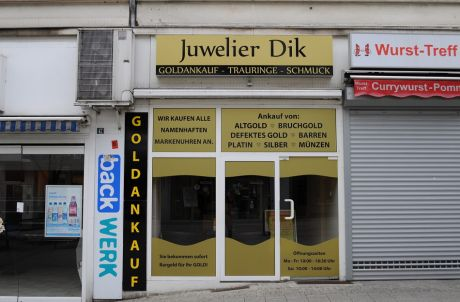 Juwelier mit Anspruch