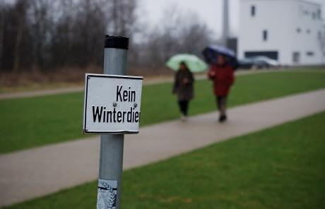 Kein Winterdienst: mehr bis zum Ende des Jahres