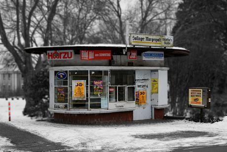 Es war einmal: ein Kiosk