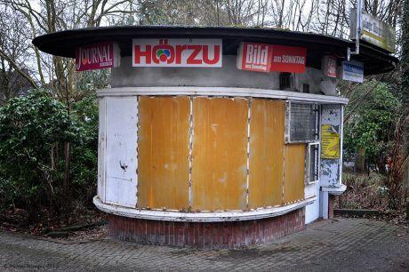 Kiosk am Bülow-Platz