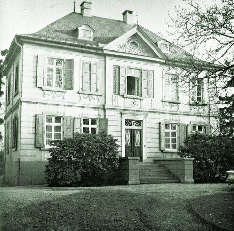 Weiße Seite der Kirschheide: (vor 1972, Quelle Rsthal.BII87)