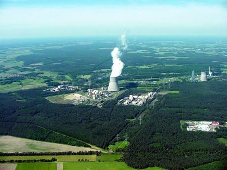 ein guter deutscher Reaktor: Emsland/Lingen
